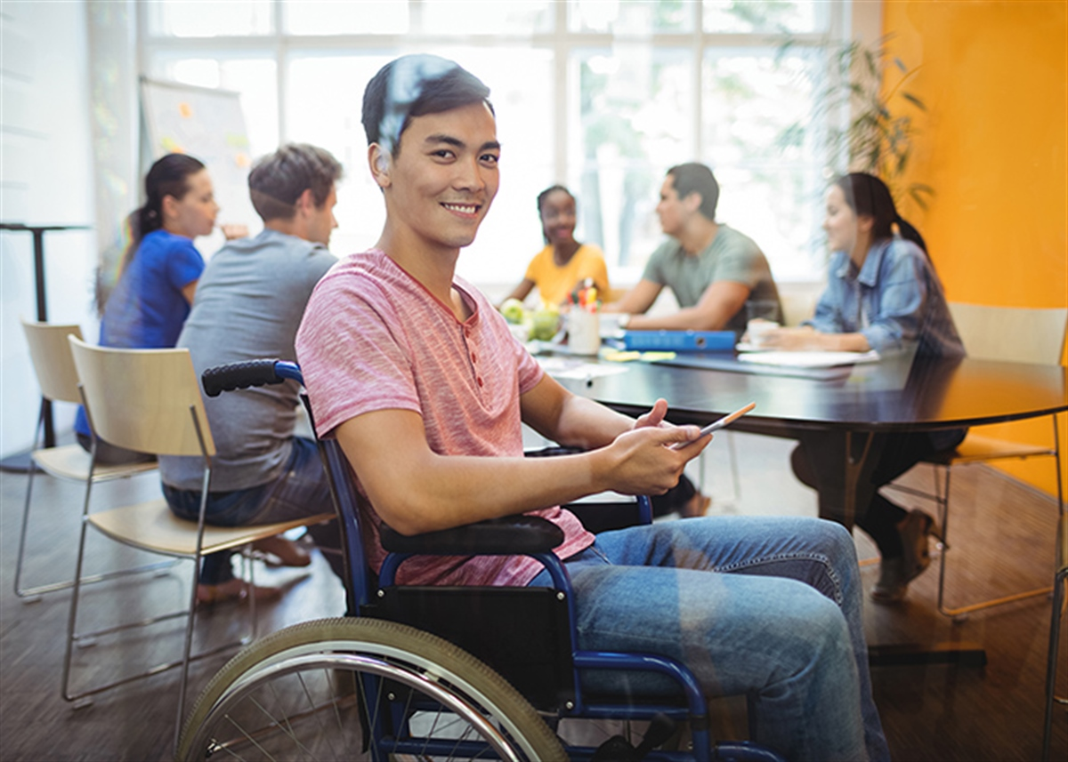 gifted people with disability Understanding & supporting gifted learning disabled students gifted people with they are referred to as being 'gifted learning disabled' or as having the.