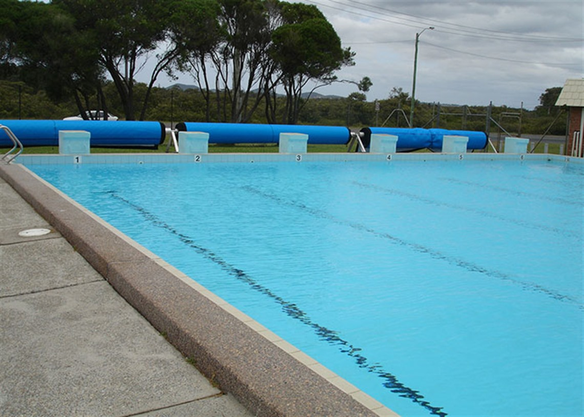 Solar heating for tea gardens pool midcoast council for Swimming pools central coast nsw