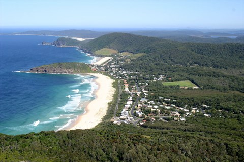 Boomerang and Blueys Beach on the MidCoast..JPG