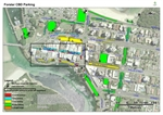 Forster CBD Parking Map