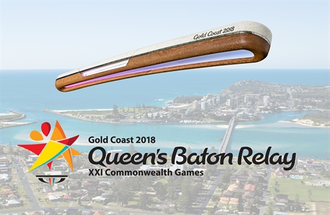 Queens Batton Relay Forster Tuncurry Event