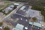 Tuncurry site aerial view