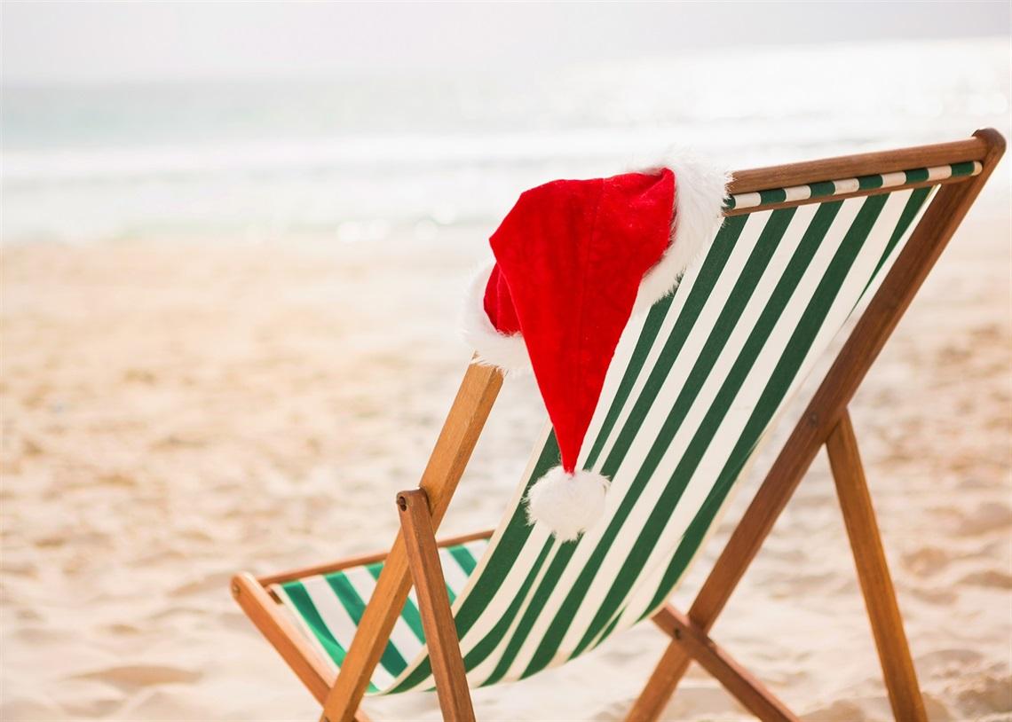 christmas on the beach - Summer Christmas