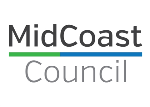 MidCoast Council interim logo